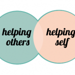 Helping Others / Helping Self
