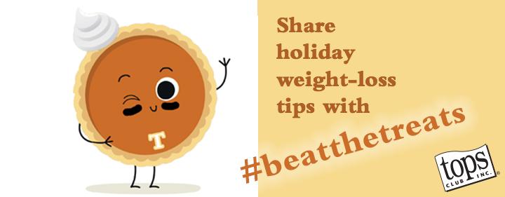 Pie Man and #Beat the Treats