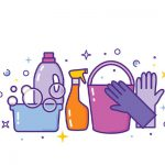 clean up your environment to feel more positive