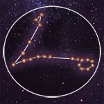the constellation Pisces