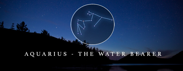 the constellation Aquarius