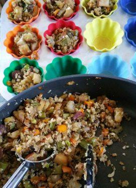 cauls-rice dish