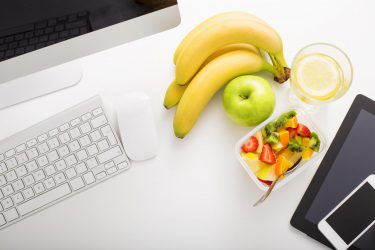Healthy foods with technology