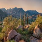 Pinnacle Peak Park in Scottsdale