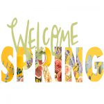 Welcome Spring graphic